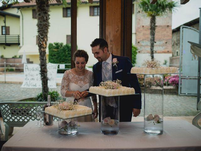 Il matrimonio di Federico e Marta a Novara, Novara 68