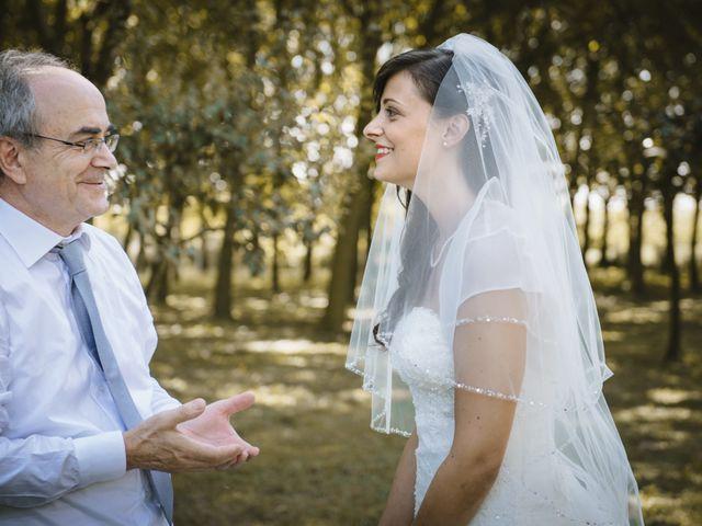 Il matrimonio di Paolo e Catia a Bovolenta, Padova 8
