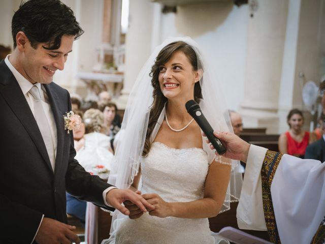 Il matrimonio di Paolo e Catia a Bovolenta, Padova 10