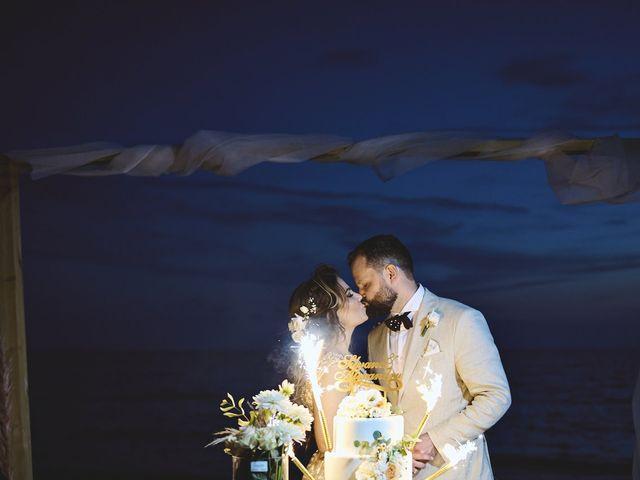 Il matrimonio di Alexandru e Silvana a Viareggio, Lucca 69