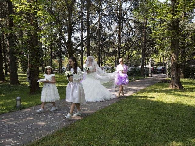 Il matrimonio di Stefano e Eleonora a Rubiera, Reggio Emilia 15