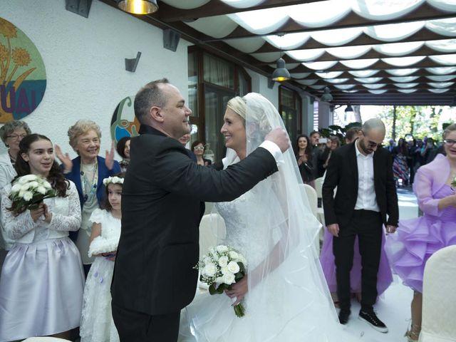 Il matrimonio di Stefano e Eleonora a Rubiera, Reggio Emilia 19