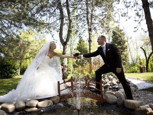 Il matrimonio di Stefano e Eleonora a Rubiera, Reggio Emilia 1