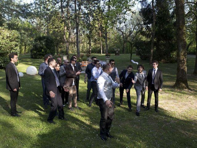 Il matrimonio di Stefano e Eleonora a Rubiera, Reggio Emilia 53