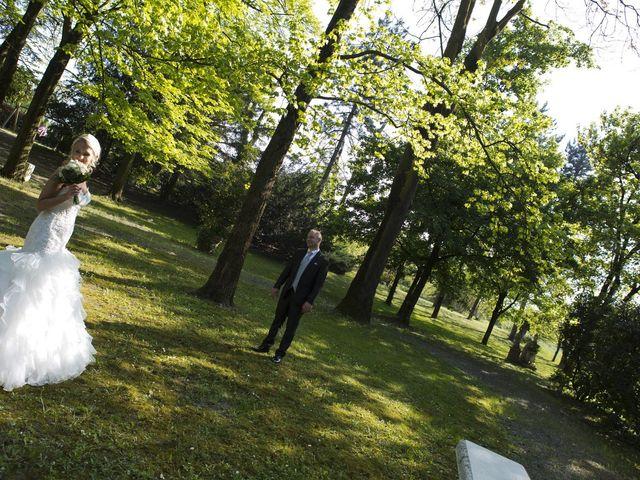 Il matrimonio di Stefano e Eleonora a Rubiera, Reggio Emilia 57