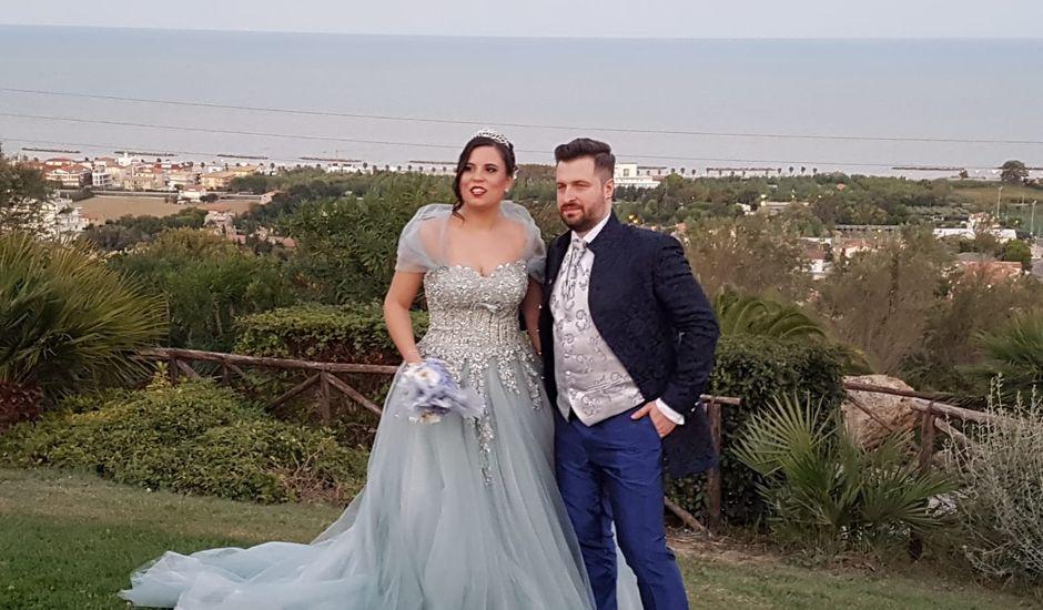 Il matrimonio di Michele e Martina a Sant'Elpidio a Mare, Fermo