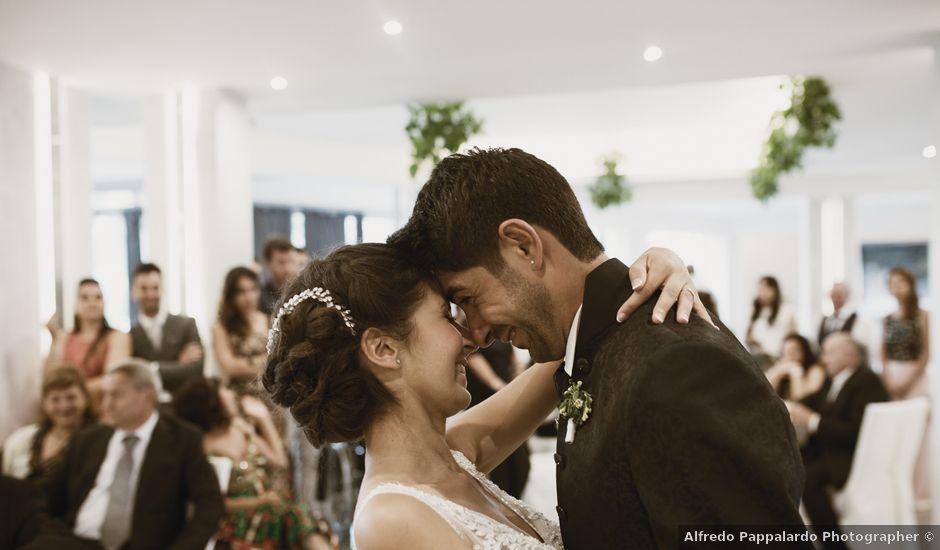 Il matrimonio di Francesco e Federica a Riposto, Catania