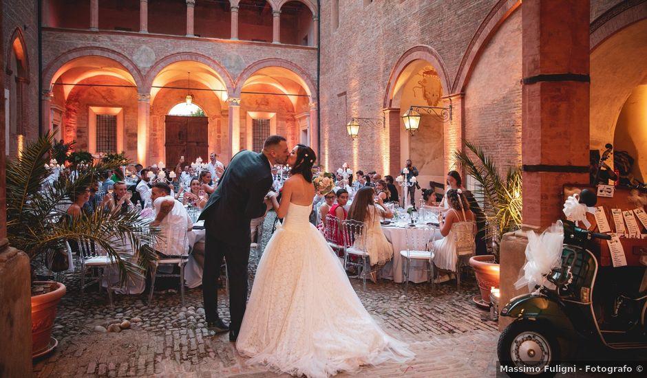 Il matrimonio di Lorenzo e Romina a Bologna, Bologna