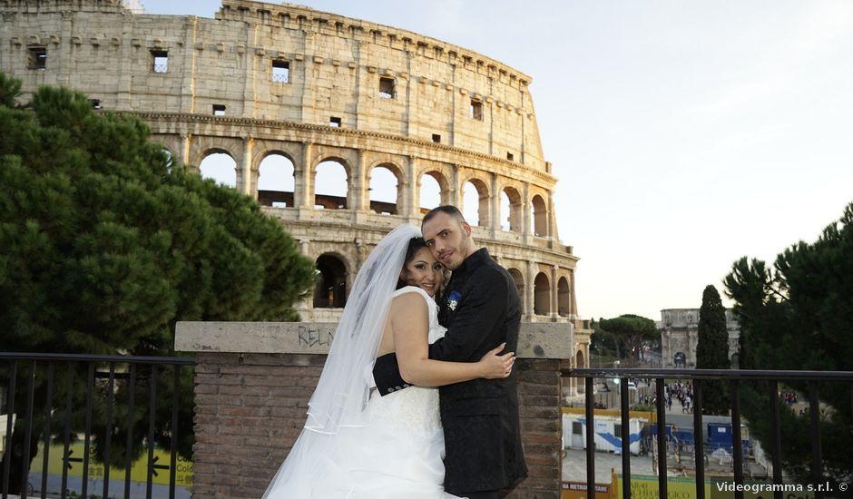 Il matrimonio di Mirko e Francesca a Roma, Roma