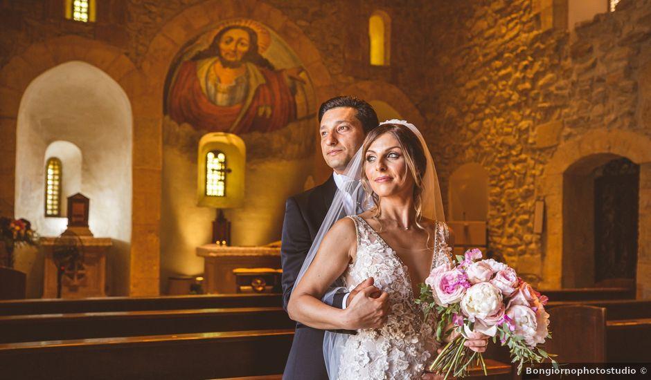 Il matrimonio di Gaetano e Cettina a Serradifalco, Caltanissetta