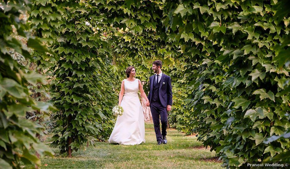 Il matrimonio di Federico e Carlotta a Legnago, Verona