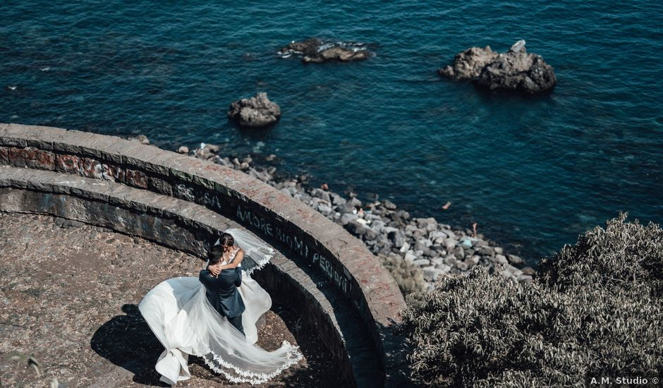 Il matrimonio di Marco e Chiara a Acireale, Catania