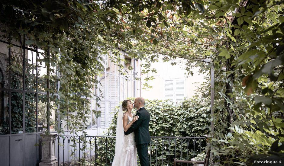 Il matrimonio di Elena e Matteo a Lecco, Lecco
