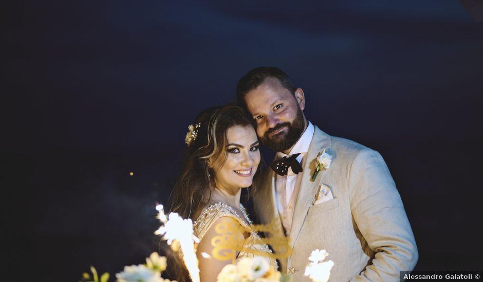Il matrimonio di Alexandru e Silvana a Viareggio, Lucca