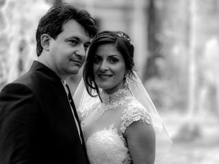 Le nozze di Romina e Gianluca