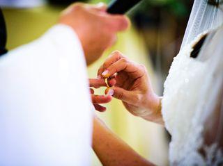 Le nozze di Stefania e Francesco 1