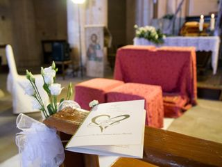 Le nozze di Romina e Massimo 2