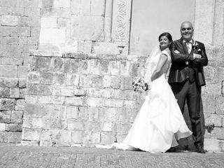 Le nozze di Romina e Massimo