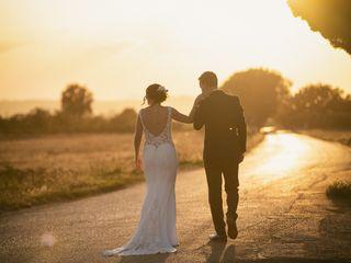 Le nozze di Jess e Andy