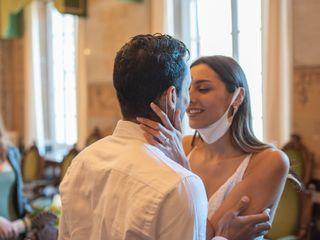 Le nozze di Gabriel e Bethany