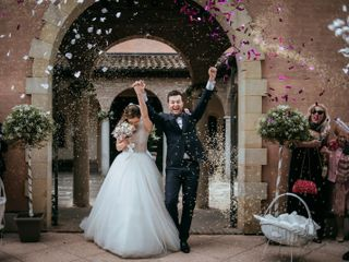 Le nozze di Michela e Samuele