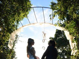 le nozze di Gloria e Michele 1