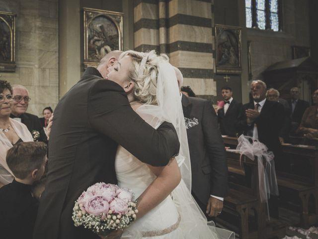 Il matrimonio di Gianluca e Pamela a Bracciano, Roma 15