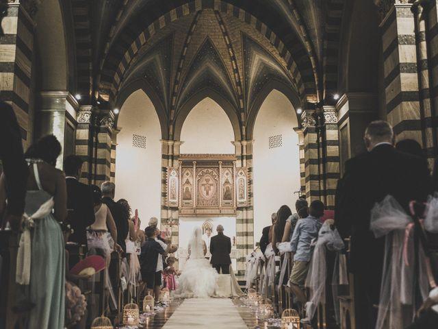 Il matrimonio di Gianluca e Pamela a Bracciano, Roma 16