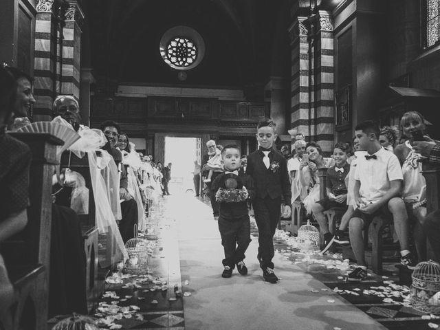 Il matrimonio di Gianluca e Pamela a Bracciano, Roma 18