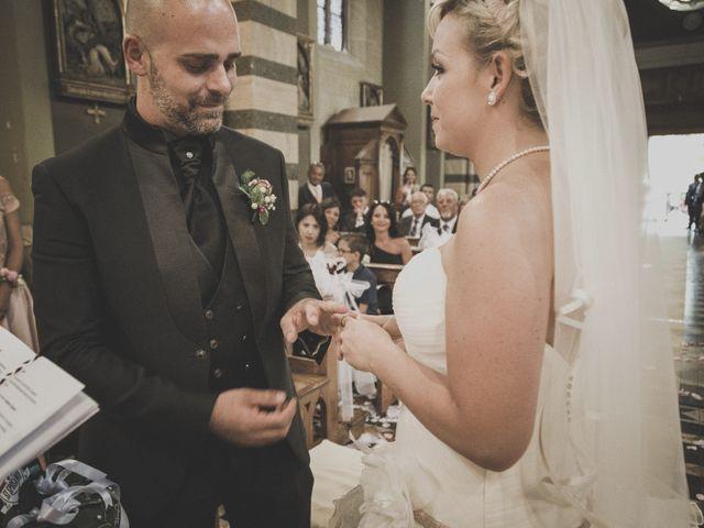 Il matrimonio di Gianluca e Pamela a Bracciano, Roma 20