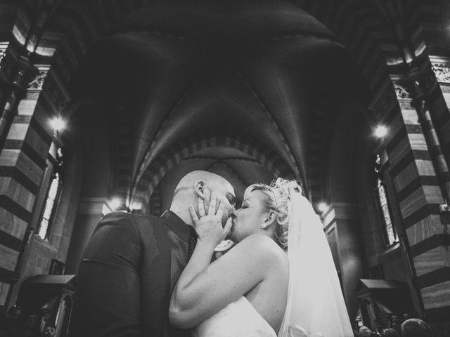 Il matrimonio di Gianluca e Pamela a Bracciano, Roma 22