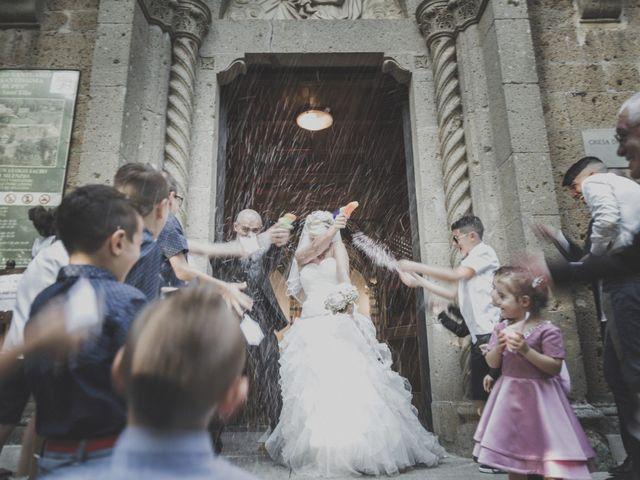 Il matrimonio di Gianluca e Pamela a Bracciano, Roma 25