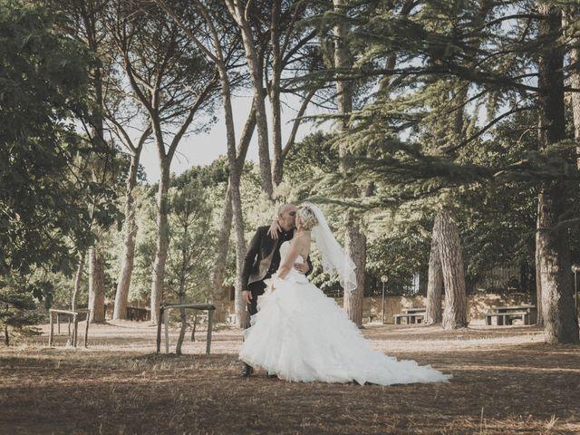 Il matrimonio di Gianluca e Pamela a Bracciano, Roma 26