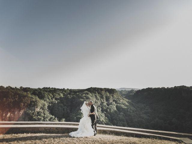 Il matrimonio di Gianluca e Pamela a Bracciano, Roma 27