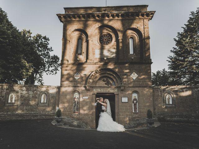 Il matrimonio di Gianluca e Pamela a Bracciano, Roma 30
