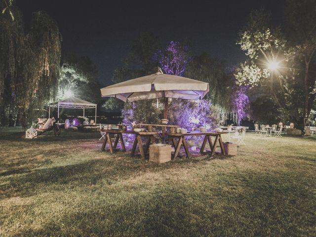 Il matrimonio di Gianluca e Pamela a Bracciano, Roma 37