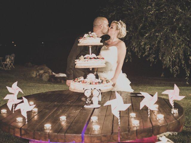 Le nozze di Pamela e Gianluca