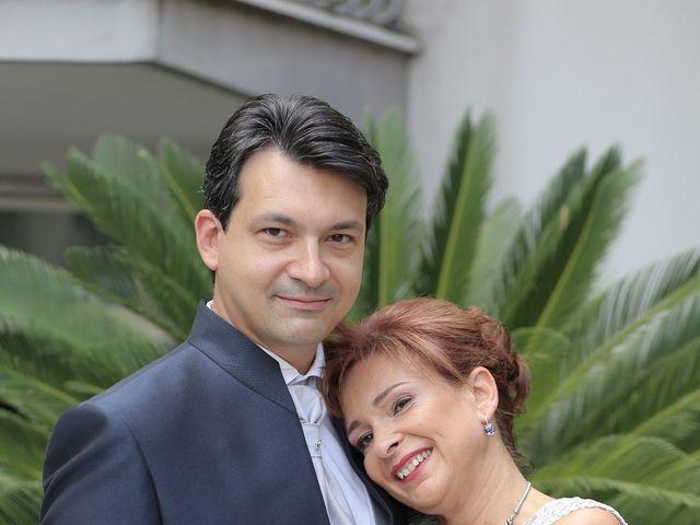 Il matrimonio di Gianluca e Romina a Lettere, Napoli 6