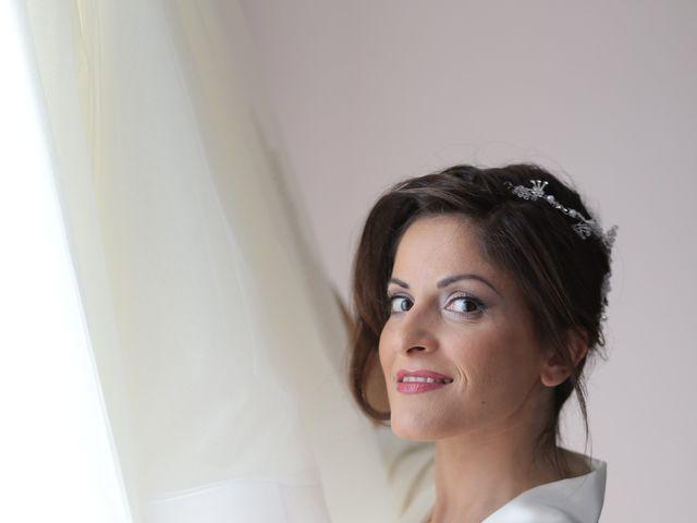 Il matrimonio di Gianluca e Romina a Lettere, Napoli 8