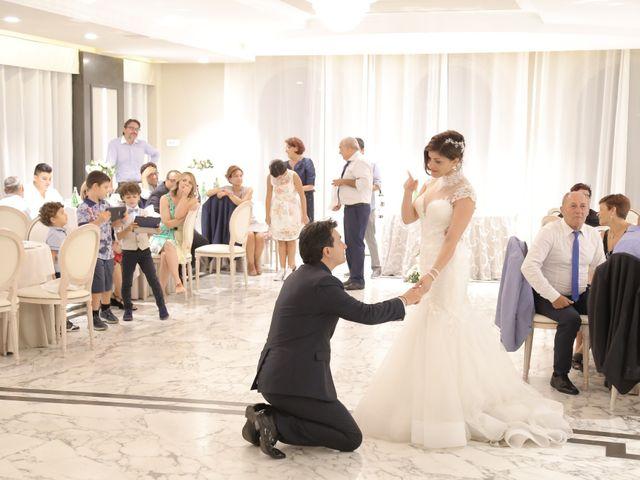 Il matrimonio di Gianluca e Romina a Lettere, Napoli 13