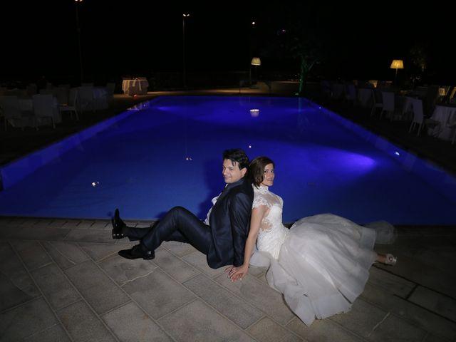 Il matrimonio di Gianluca e Romina a Lettere, Napoli 14