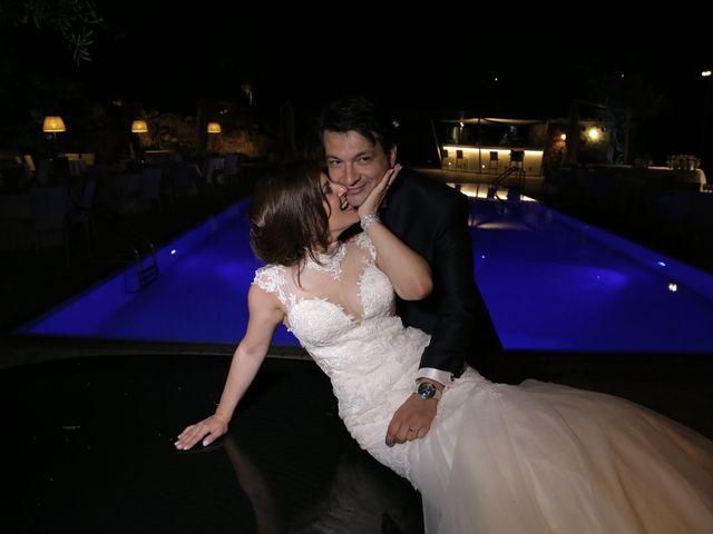 Il matrimonio di Gianluca e Romina a Lettere, Napoli 16