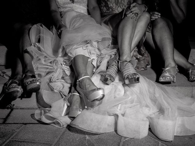 Il matrimonio di Gianluca e Romina a Lettere, Napoli 22
