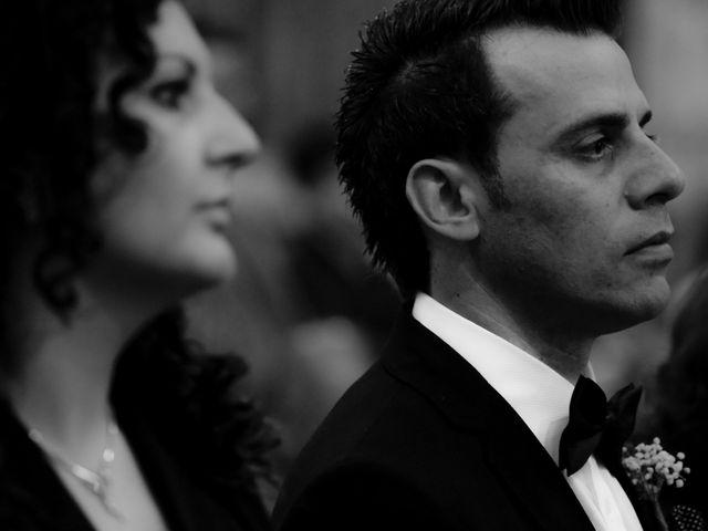 Il matrimonio di Gianluca e Romina a Lettere, Napoli 23