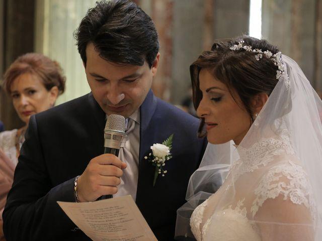 Il matrimonio di Gianluca e Romina a Lettere, Napoli 24