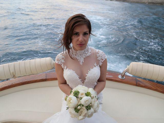 Il matrimonio di Gianluca e Romina a Lettere, Napoli 29