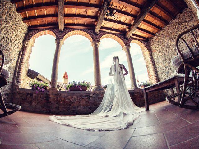 Il matrimonio di Diego e Ana Paula a Cernusco Lombardone, Lecco 54