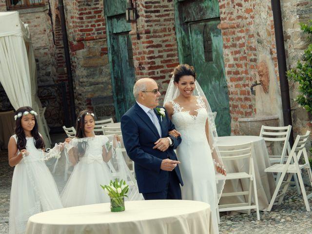 Il matrimonio di Diego e Ana Paula a Cernusco Lombardone, Lecco 60