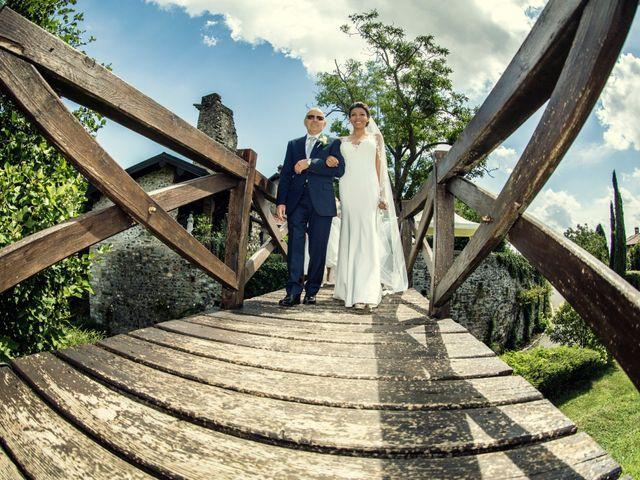 Il matrimonio di Diego e Ana Paula a Cernusco Lombardone, Lecco 61