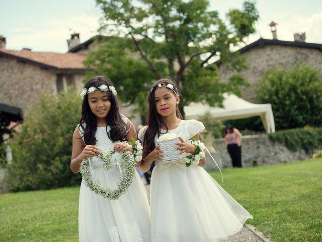 Il matrimonio di Diego e Ana Paula a Cernusco Lombardone, Lecco 62